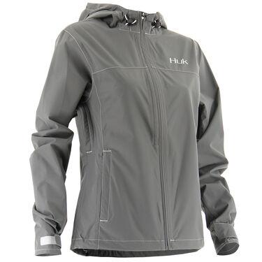Huk Women's Packable Rain Jacket