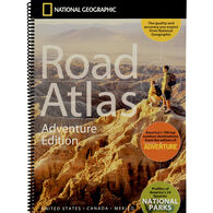 Road Atlas 2019 - Adventure Edition (United States, Canada, and Mexico)