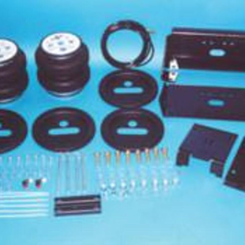 Super Duty  Air Springs,  Rear - '00-'03 P-32 Class A Workhorse Motorhome (18,000 GVWR ) image number 1