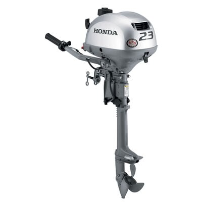 "Honda BF2.3 Portable Outboard Motor, 2.3 HP, 20"" Shaft"