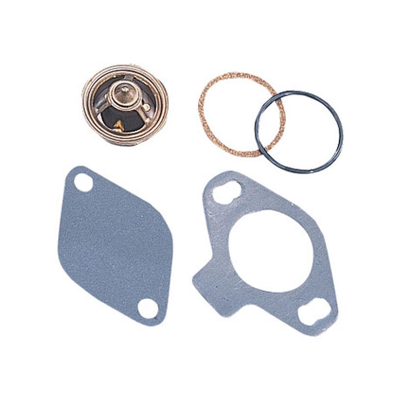 OMC V8 Thermostat w/Gasket image number 1