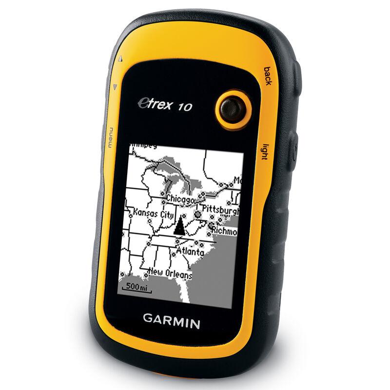 Garmin eTrex 10 Handheld GPS image number 2