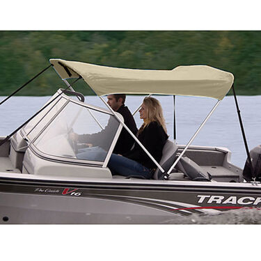 "Shademate Bimini Top Polyester Fabric/Boot Only, 2-Bow 5'6""L x 42""H, 67""-72""W"