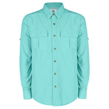 Nepallo Boys' Trophy Quick-Dry Long-Sleeve Shirt