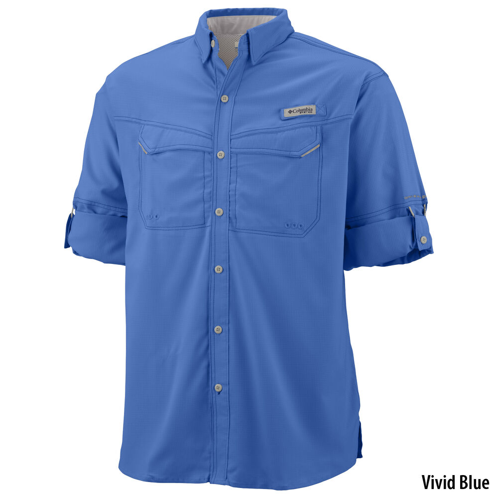 f7a917fedc7 Columbia Men's PFG Low Drag Offshore Long-Sleeve Shirt | Overton's