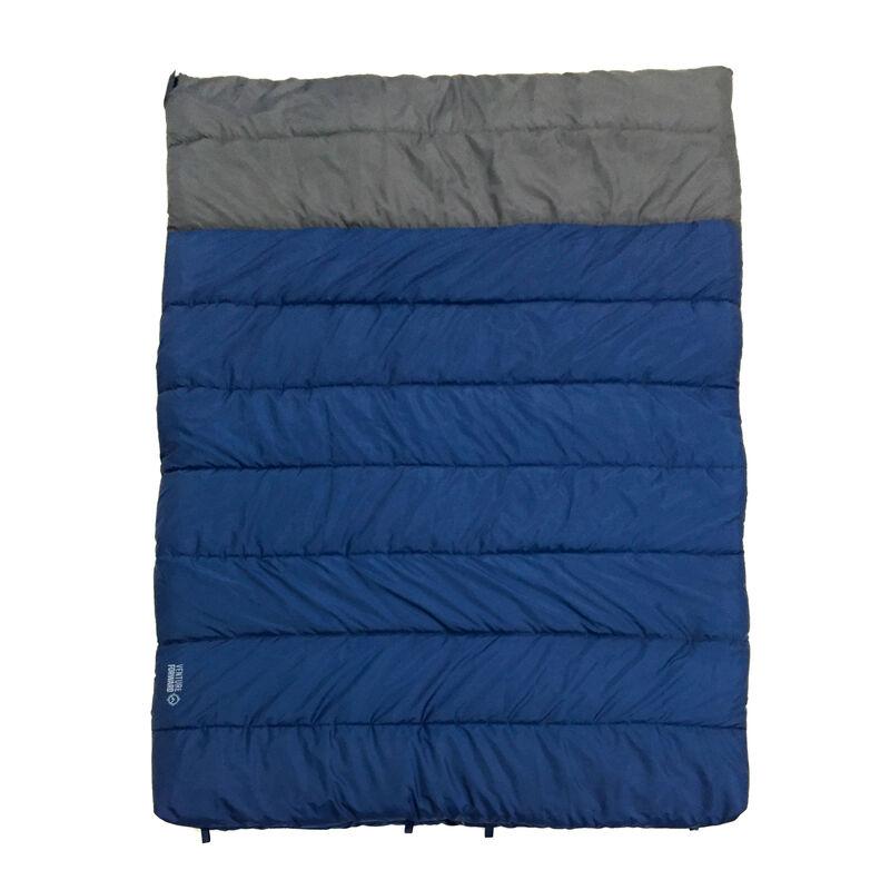 Venture Forward Eagle Lake Double 25°F Rectangle Sleeping Bag image number 1