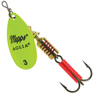 Mepps Plain Aglia Spinner