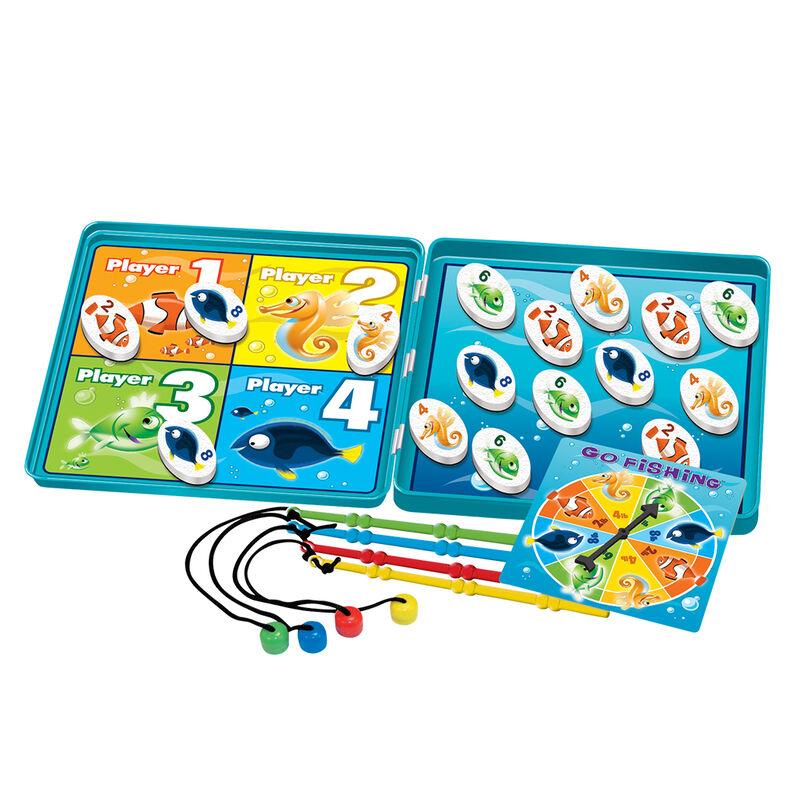 Take 'N' Play Anywhere Go Fishing Game image number 1