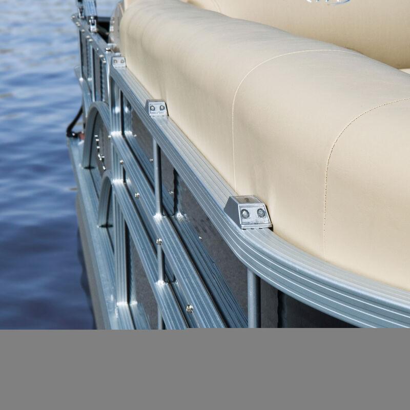 Dockmate Starlite Solar Guide Light For Pontoon Rails image number 3