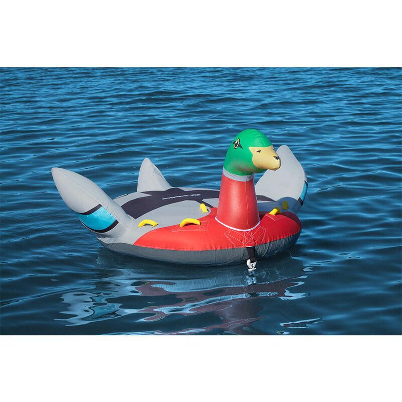 Solstice Mallard Duck 2-person Towable tube image number 2