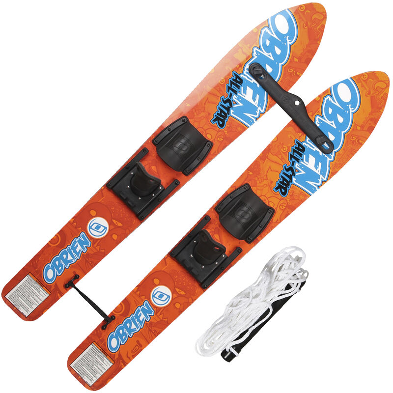 O'Brien All Star Trainer Skis image number 1