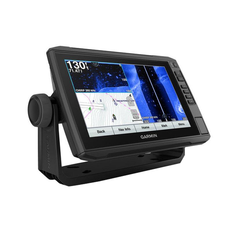 Garmin ECHOMAP Plus 94sv Chartplotter Fishfinder with GT51 Transducer image number 2