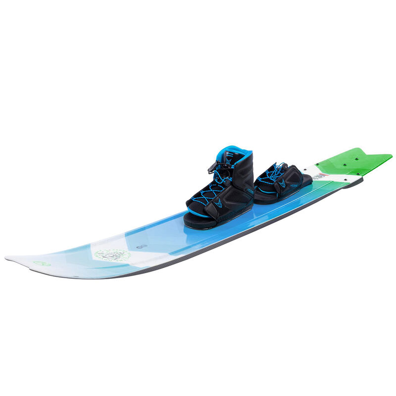 HO Hovercraft Slalom Waterski With Free-Max Binding and Adj. Rear Toe image number 1