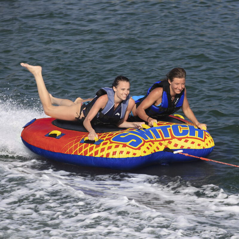 Gladiator Switch 2-Person Towable Tube image number 3