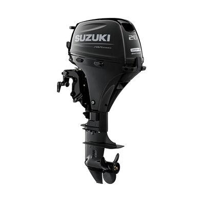 Suzuki 20 HP Outboard Motor, Model DF20ATL3