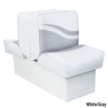 Tremendous Wise Weekender Series Fish N Ski Boat Back To Back Lounge Seat Creativecarmelina Interior Chair Design Creativecarmelinacom