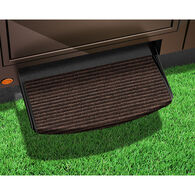 Prest-o-Fit Ruggids Universal RV Step Rugs, Coffee Brown, 3-pack