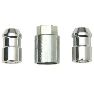 McGard Trailer Wheel Lock Lug Nut, 2 locks for single axle trailer