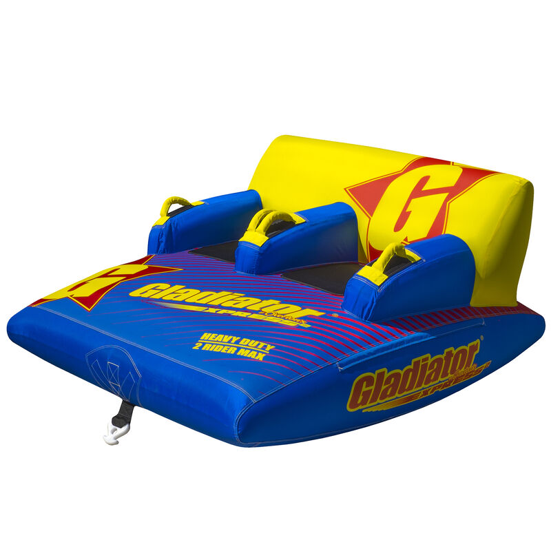 Gladiator Express 2-Person Towable Tube image number 1