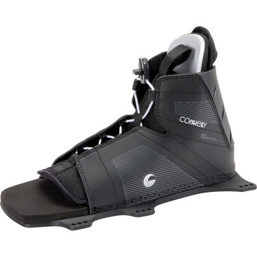 Connelly Women's Aspect Slalom Waterski With Swerve Binding And Rear Toe Strap