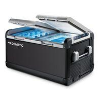 Dometic CoolFreeze CFX-95DZW Portable Compressor Dual-Zone Cooler and Freezer, 85L