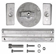 Sierra Aluminum Anode Kit, Sierra Part #18-6156A
