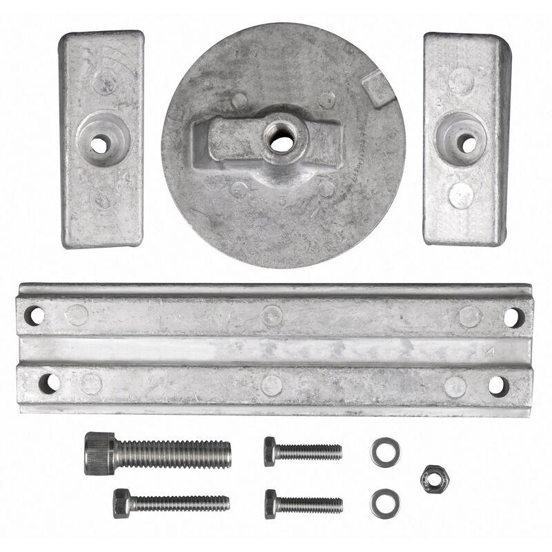 Sierra Aluminum Anode Kit, Sierra Part #18-6156A image number 1
