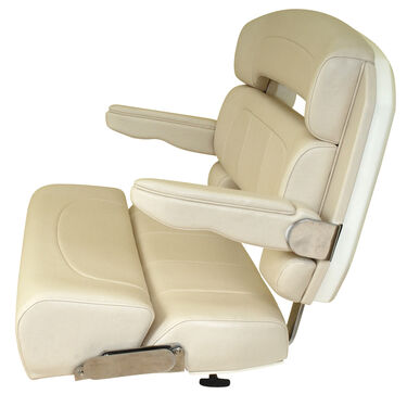 """Taco 40"""" Capri Helm Seat Without Seat Slide"""