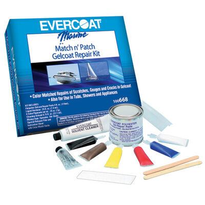 Evercoat Match 'N Patch Kit