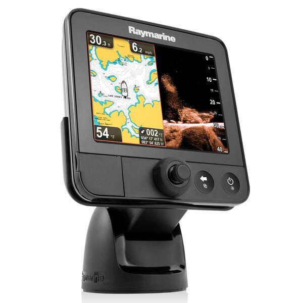 Raymarine Dragonfly7 GPS/Fishfinder Combo With Transom-Mount Transducer