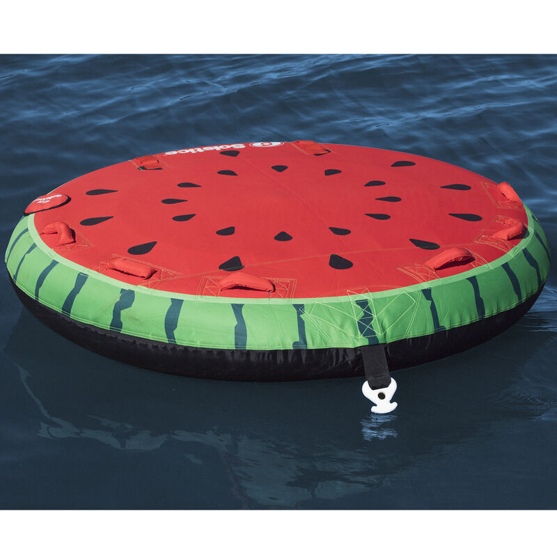 Solstice Watermelon Towable, 2-Person image number 2