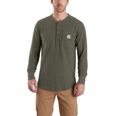 Carhartt Men's Tilden Long-Sleeve Henley