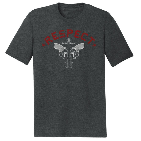 Smith & Wesson Men's Respect Short-Sleeve Tee