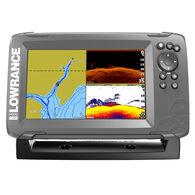 Lowrance HOOK2 7 Fishfinder/Chartplotter w/SplitShot Transducer & US Inland Maps