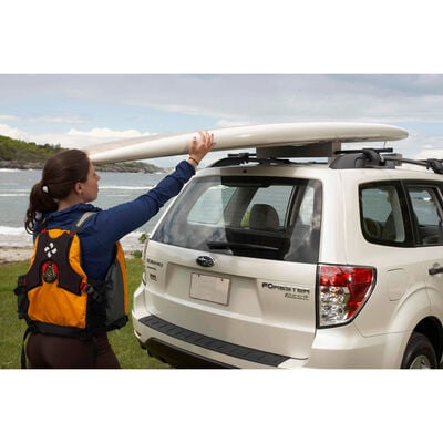 Malone Deluxe Stand-Up Paddleboard Carrier with Tie-Downs