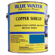 Blue Water Copper Shield 45 Ablative, Gallon