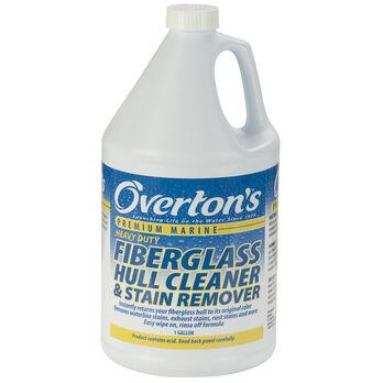 Overton's Heavy-Duty Fiberglass Hull Cleaner, 1 Gallon