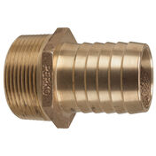 """Perko Straight Pipe To Hose Adapter, 1-1/2"""""""
