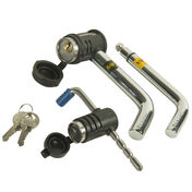 Master Lock Receiver And Coupler Latch Locks