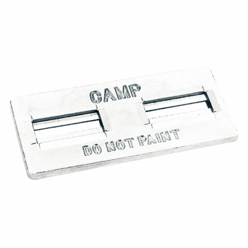 """Camp Hull Plate, 11-1/2""""L x 5-1/4""""W x 5/8""""H image number 1"""