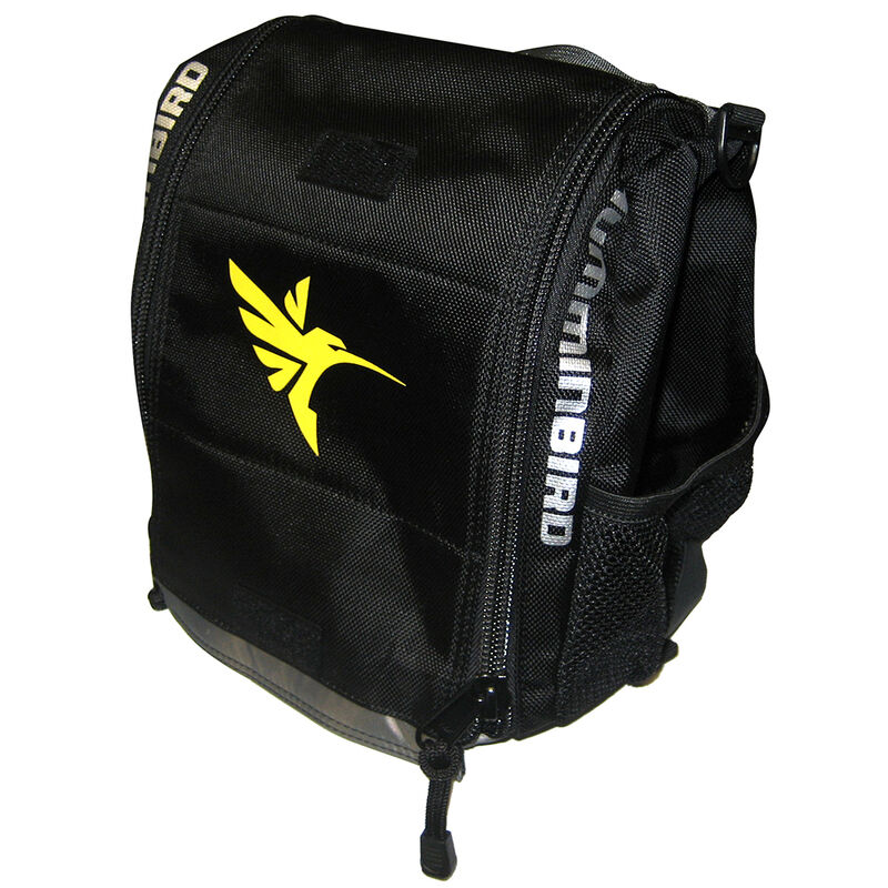 Humminbird PTC U2 Portable Soft-Sided Carry Case With Battery image number 1
