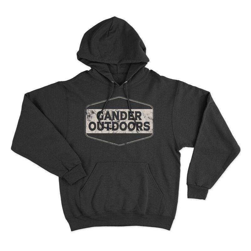 Gander Outdoors Men's Logo Pullover Hoodie image number 1