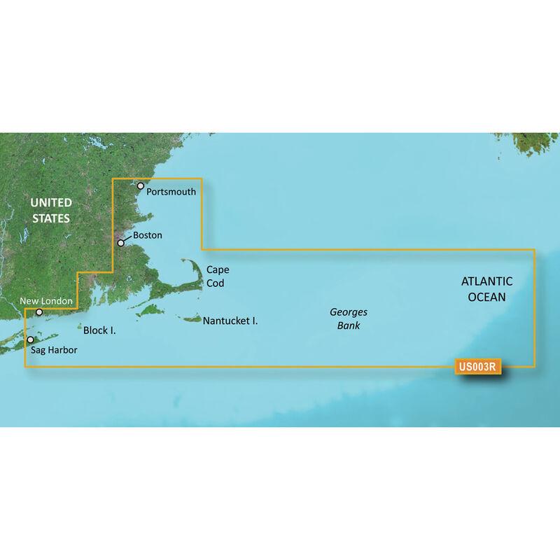 Garmin BlueChart g2 Vision - Cape Cod image number 1