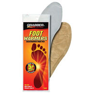 Grabber Air-Activated Foot Warmers – Size: M/L, Pair