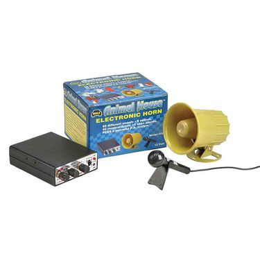 Wolo Animal House 69-Sound Electronic Horn