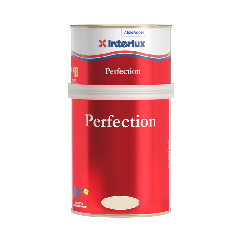 Interlux Perfection Kit 2-Part Polyurethane Top Side Boat Finish image number 2