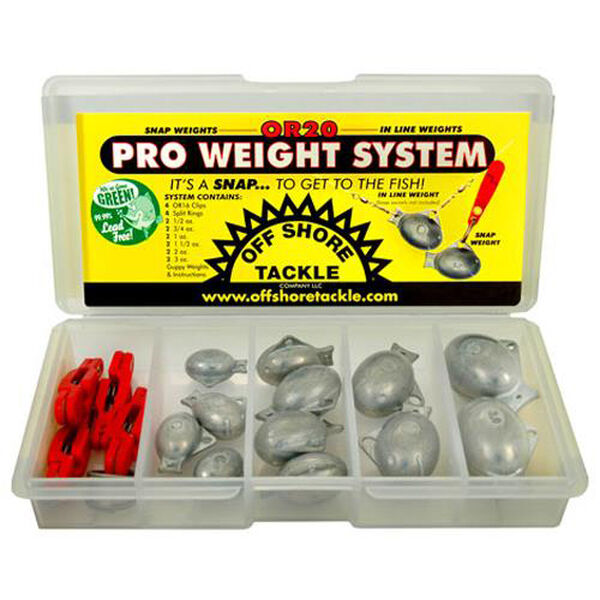 Off Shore Tackle Pro Weight System