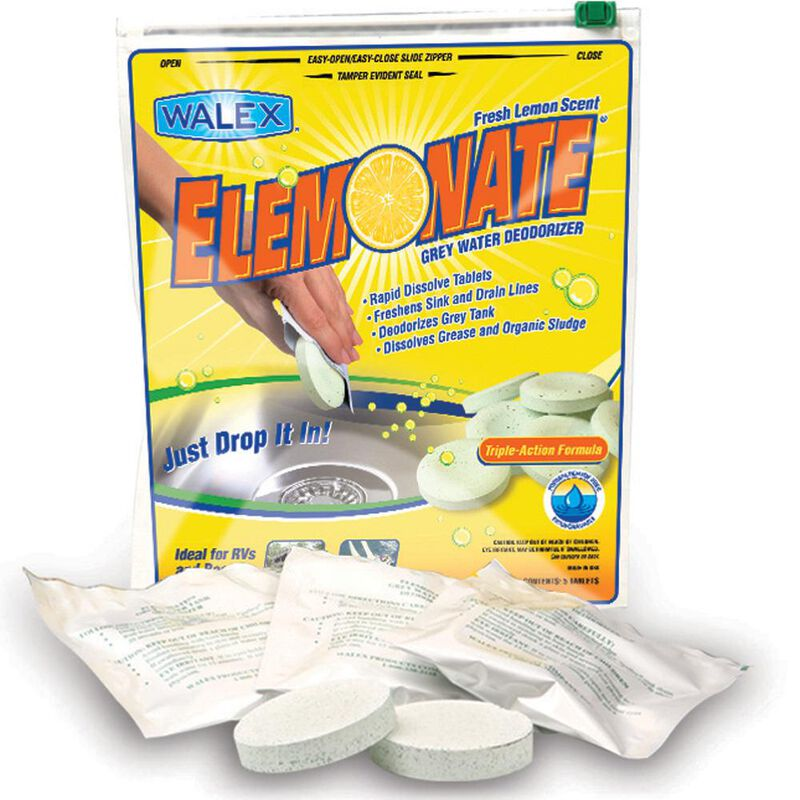 Elemonate Grey Water Deodorizer and Tank Cleaner image number 1