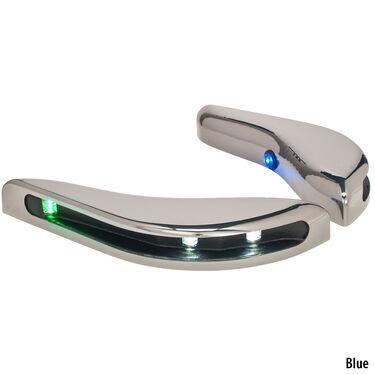 Toonmate Pontoon LED Docking Light Module Set, Chrome Finish