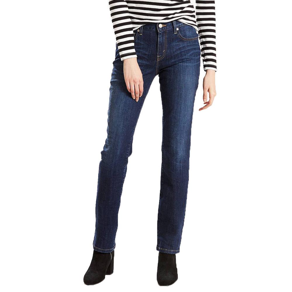 c269465942d Levi s Women s 505 Straight-Fit Jean